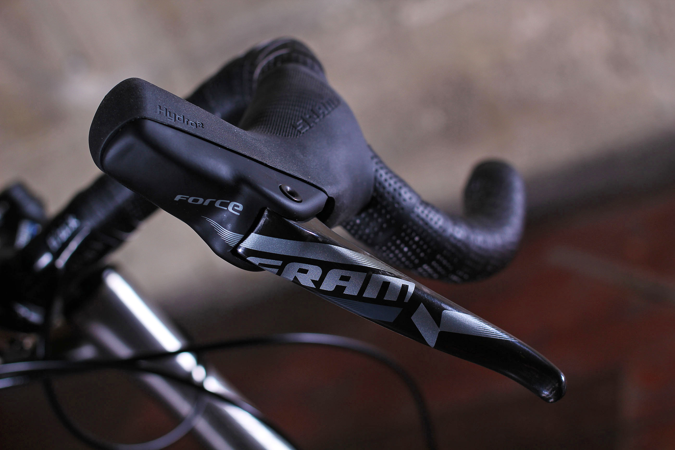 SRAM RIVAL 1 Road Bike Mechanical Brake Lever for Single Chainring Left Side