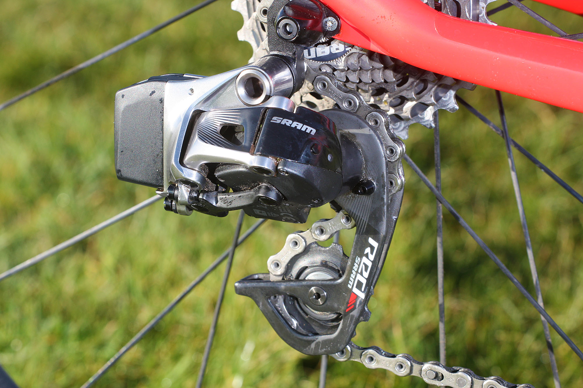 Review: SRAM Red eTap | road cc