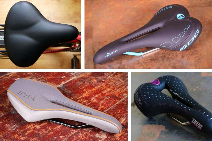 Hybrid and Sta Gel Comfort Bike Seat for Men and Women Road for Mountain Bike