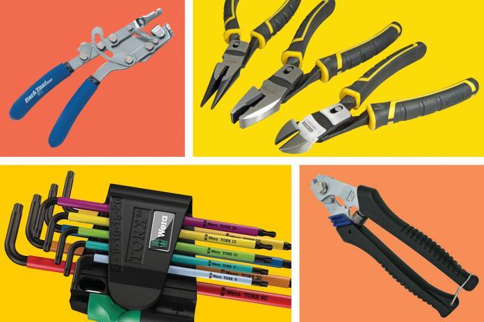 Tensioner+Electric Plier Set