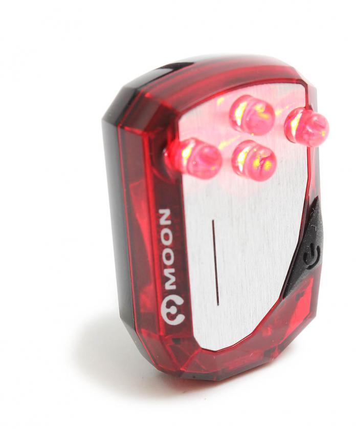 Review Moon Gem 3 0 LED Rear Light
