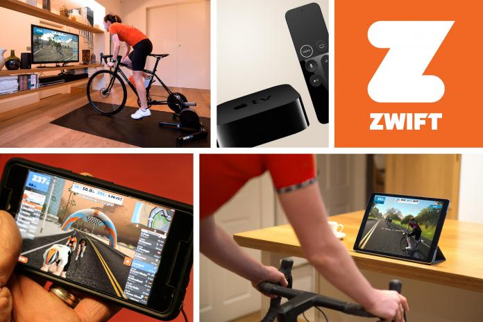 How To Set Up Zwift To Try Indoor Training On Any Device Road Cc