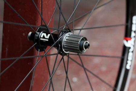 Novatec 30 Alu Clincher wheelset - BackHub