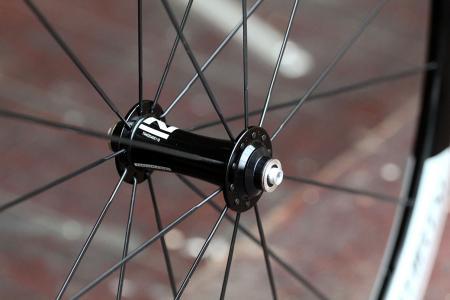 Novatec 30 Alu Clincher wheelset - FrontHub