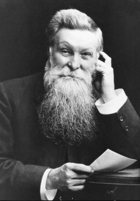 John Boyd Dunlop, inventor of the pneumatic tyre and inspiration for hipsters