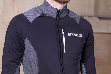 Proviz PixElite Softshell Cycling Jacket - chest.jpg