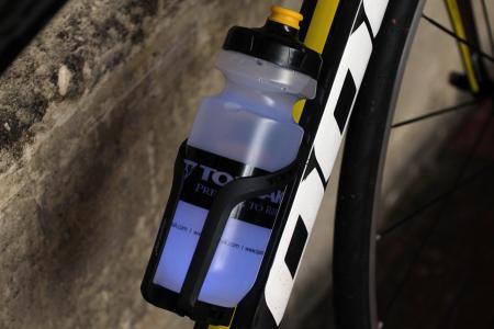 Topeak iGlow Bottle Cage - blue.jpg