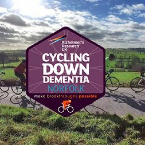 Cycling Down Dementia Norfolk