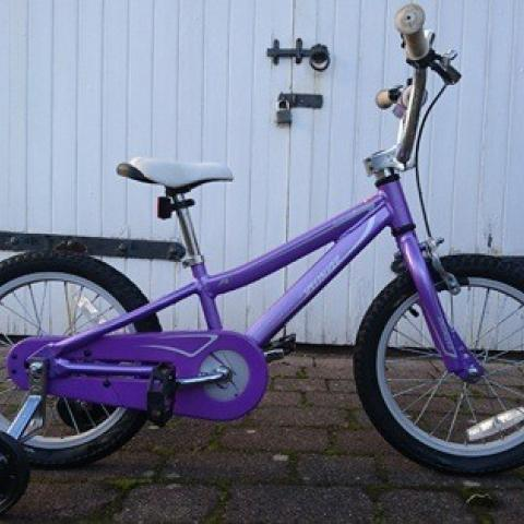 "Specialized Hotrock, girls, 16"", excellent condition"