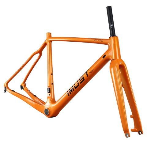 disc brake frameset