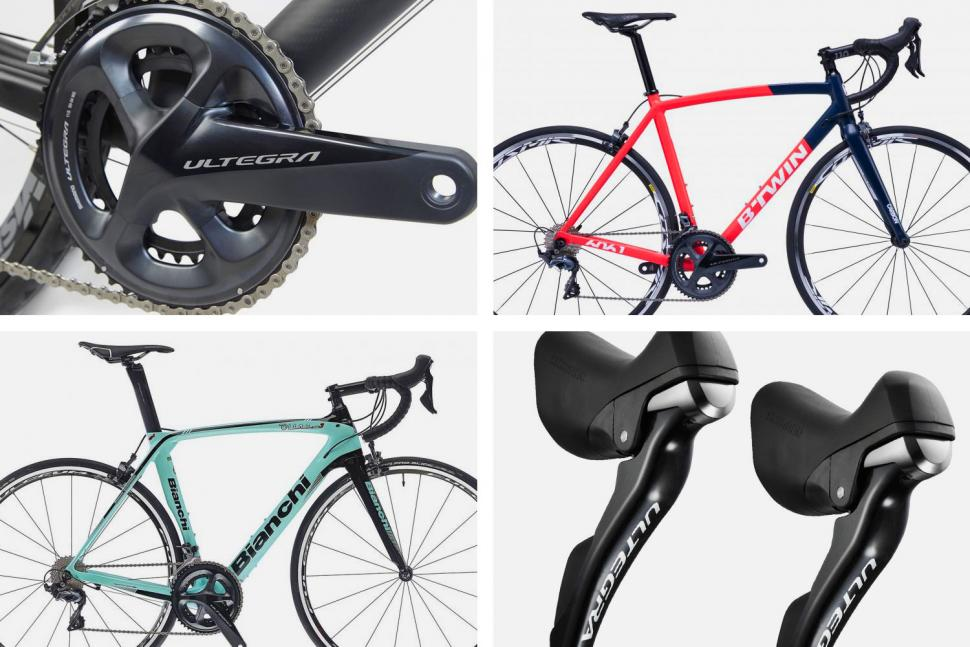 10 of the best Shimano Ultegra-equipped road bikes August 2018