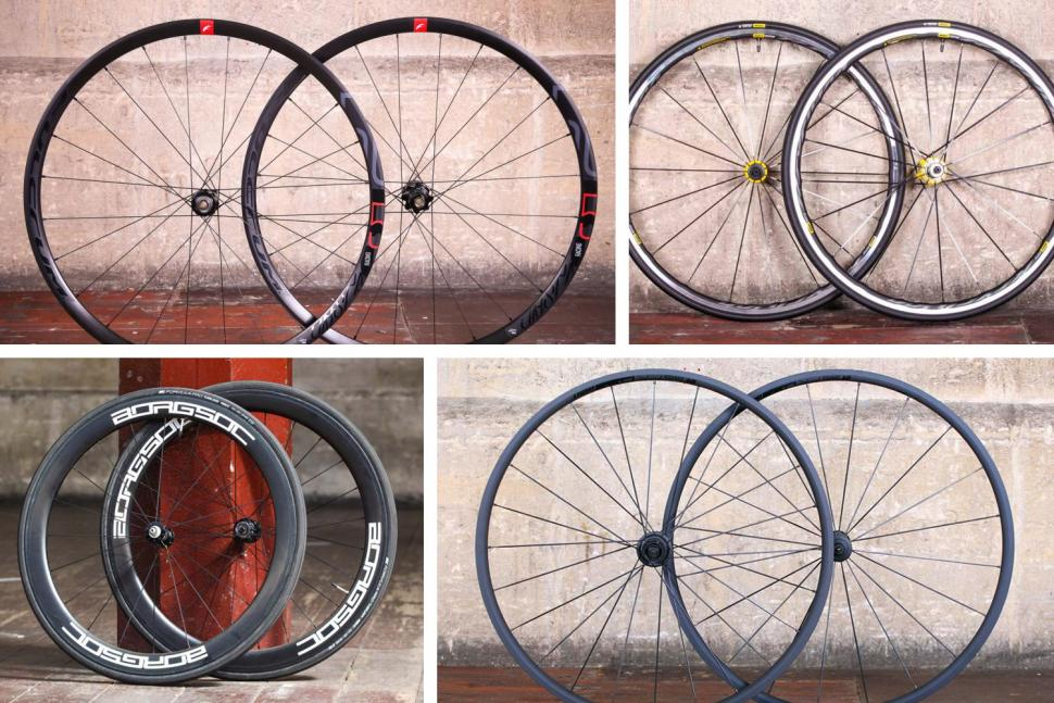 "20/"" 5-Spoke MTB Folding Bike Mag Front Rear Rims Wheelset Disc Brake 7 Speed 2kg"