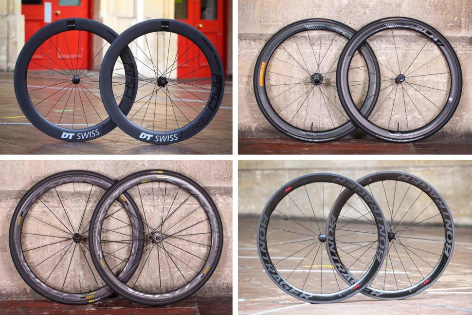 10 of the best tubeless wheelsets priced over £1000 April 2019