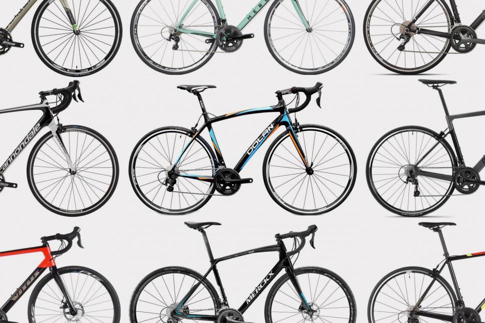 10 carbon fibre road bikes for under 1k