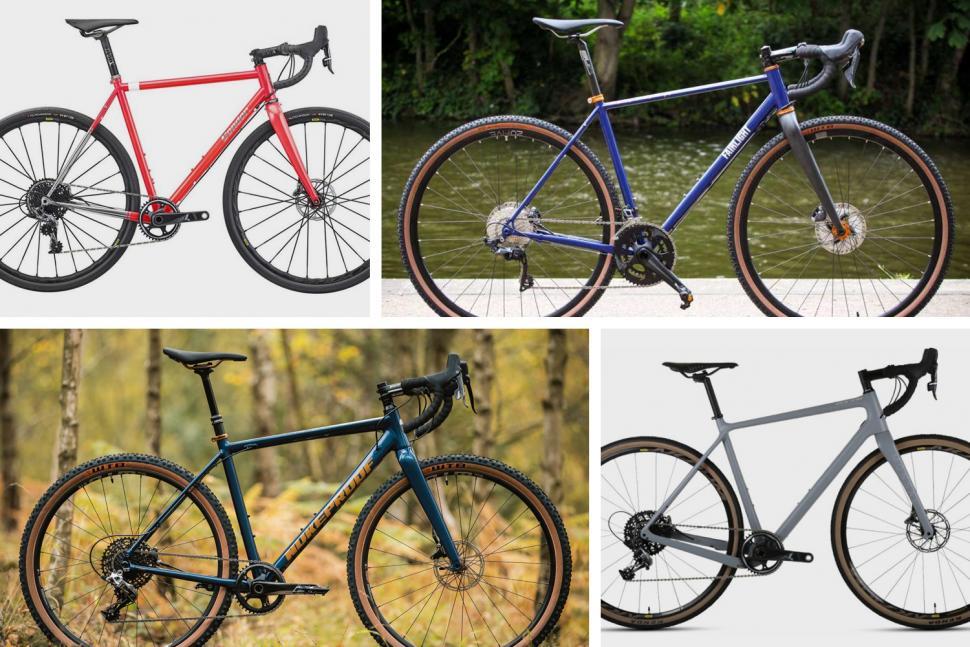 10 of the hottest 2019 gravel bikes April 2019