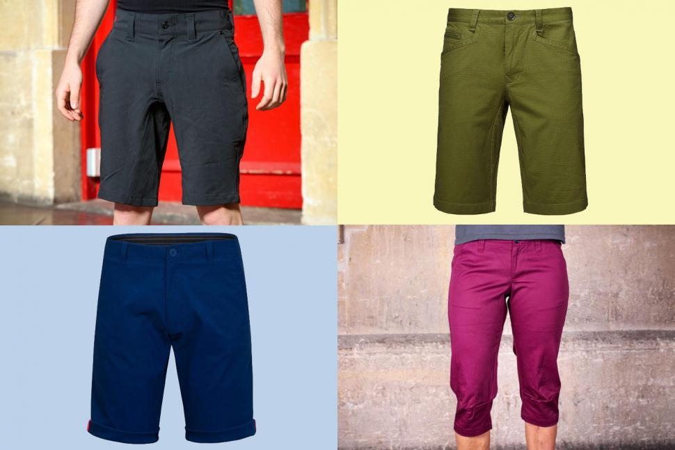 10 pairs of cycling shorts that don't look like cycling shorts June 2019