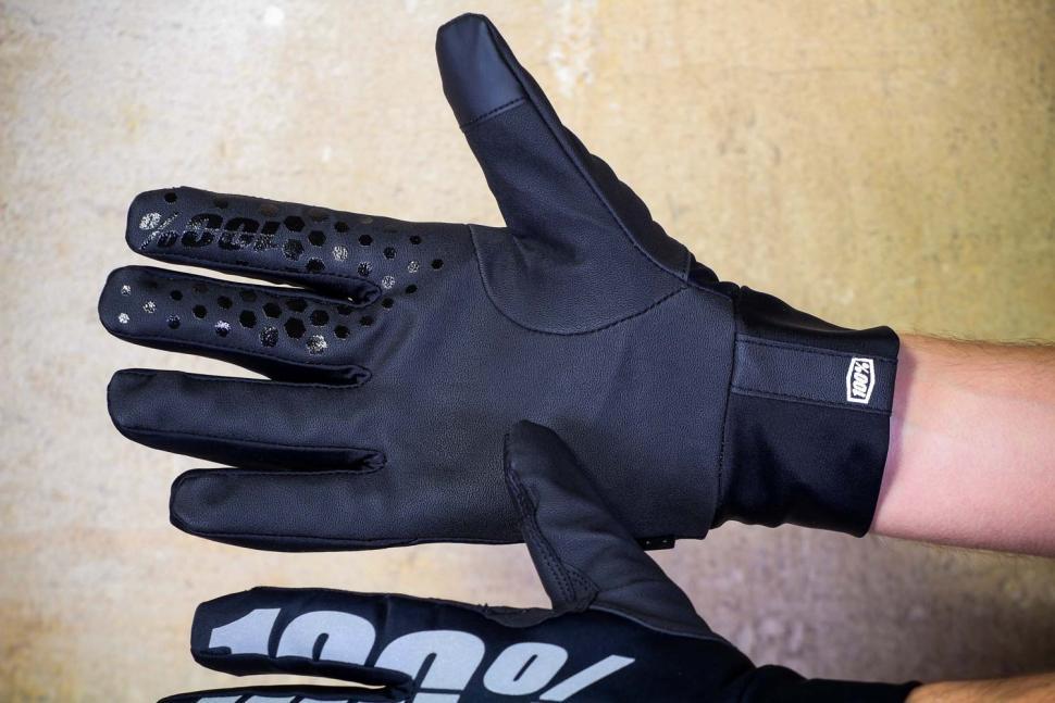 100% Hydromatic Brisker Gloves - palm.jpg