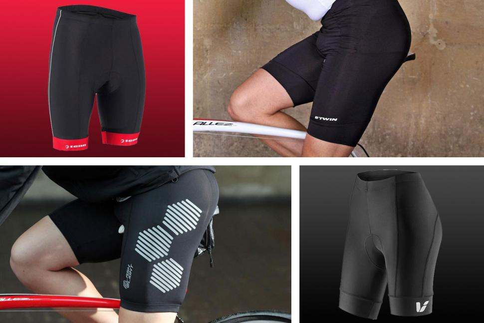 11 of the best cheap cycling shorts