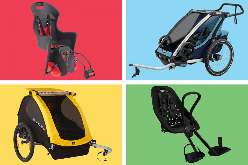 11 best bike child seats & trailers — find the right one for your kid