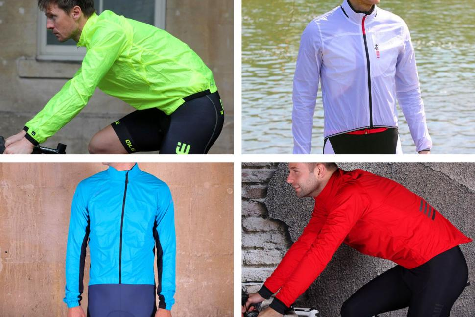 11 of the best windproof cycling jackets November 2018