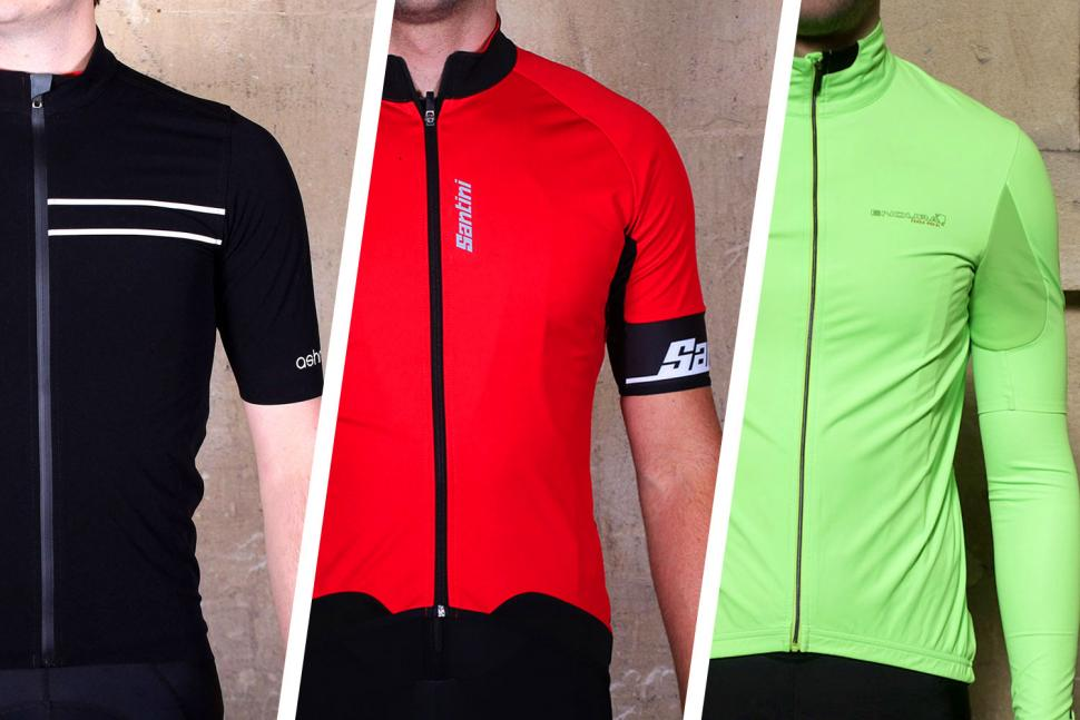 aa3680c2d7b 11 wet weather racing jerseys — weatherproof spring autumn winter  Gabba-style cycling jerseys