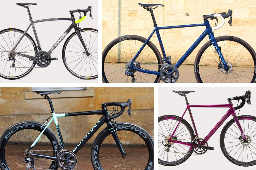 14 best aluminium road bikes — explore this popular material