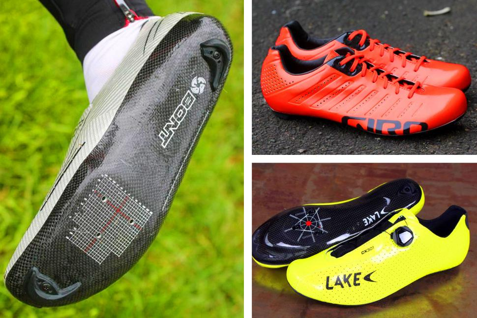 18 of the best performance road cycling shoes — stiff shoes for fast feet  from £50 to £900  afa068639