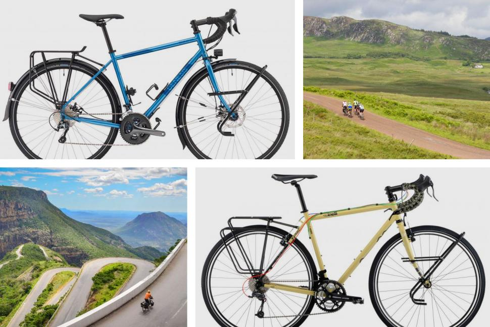 13 of the best touring bikes — your options for taking off into the
