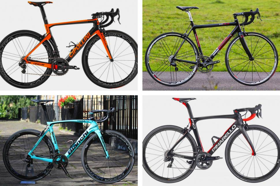 14 of the best exotic Italian road bikes October 2018