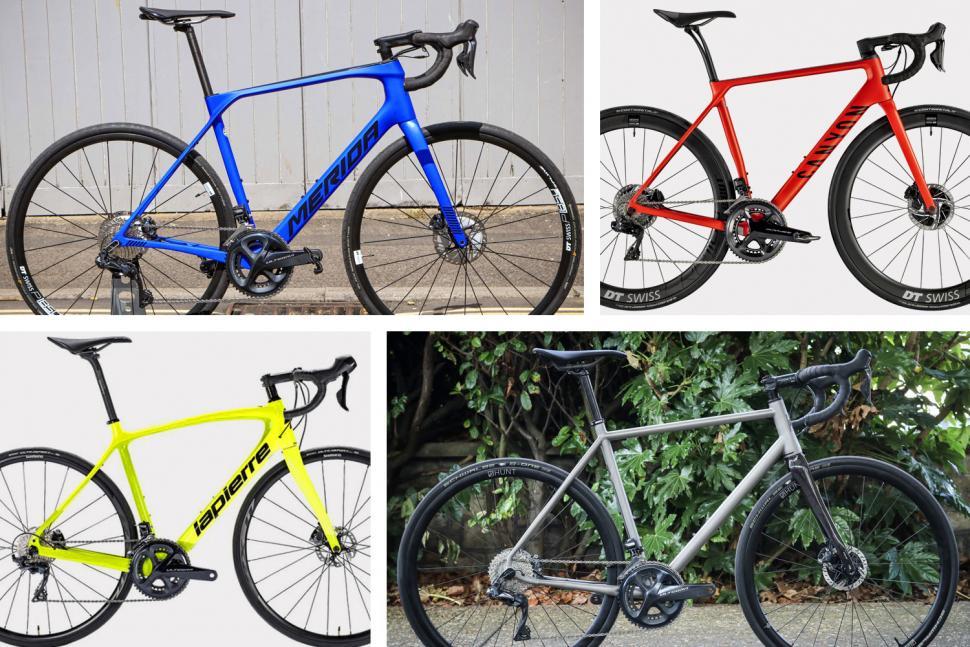 16 of the best disc brake endurance bikes for 2020 | road.cc