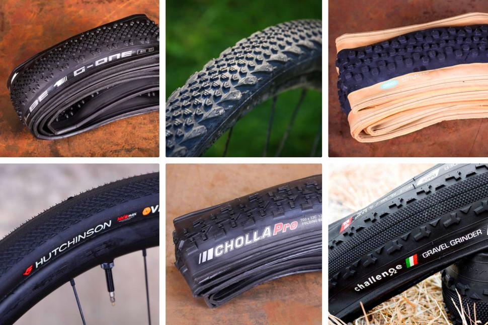 16 of the best gravel and adventure tyres Sept 2018
