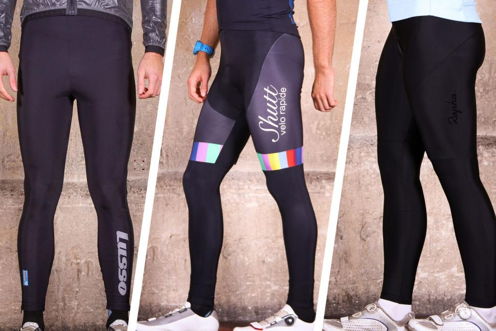 16 of the best winter cycling bib tights Sept 2018