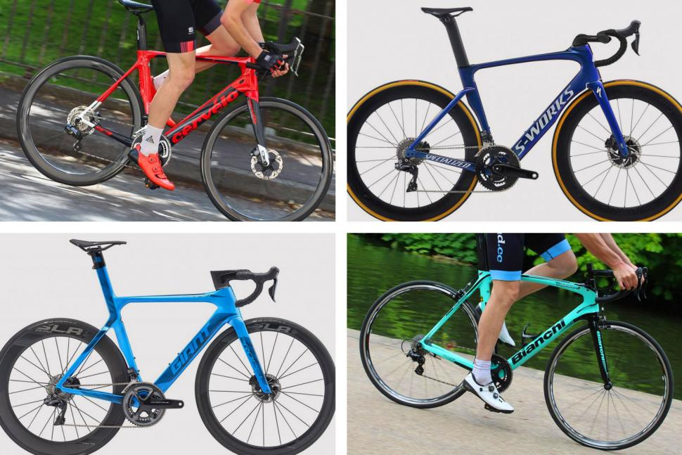 4dd30d05fb70 18 of the best and fastest 2019 aero road bikes — wind-cheating ...