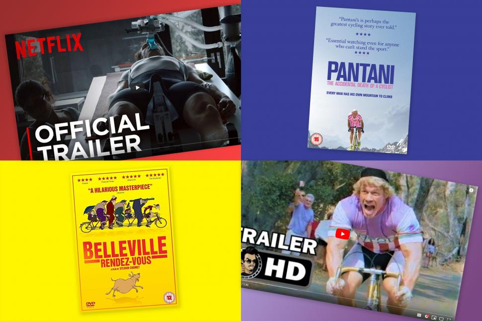 18 of the best cycling films on Netflix, Amazon Prime Video and DVD