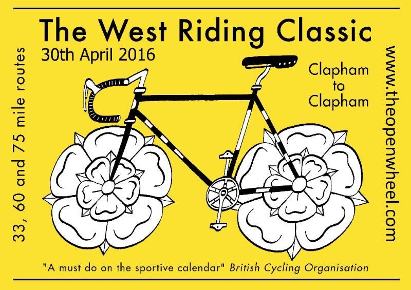 West Riding Classic logo