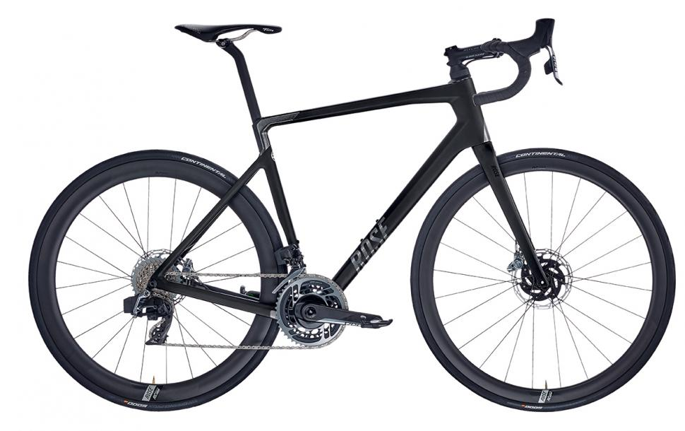 Rose Reveal endurance bike revealed - with 900g frame and 1.5in non-tapered head tube