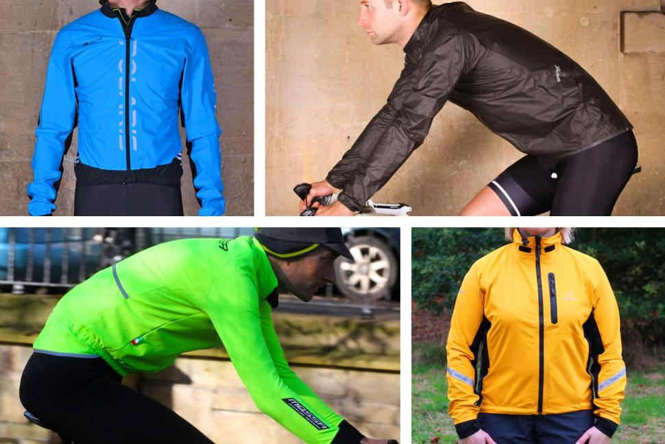 20 of the best 2018 waterproof cycling jackets October 2018