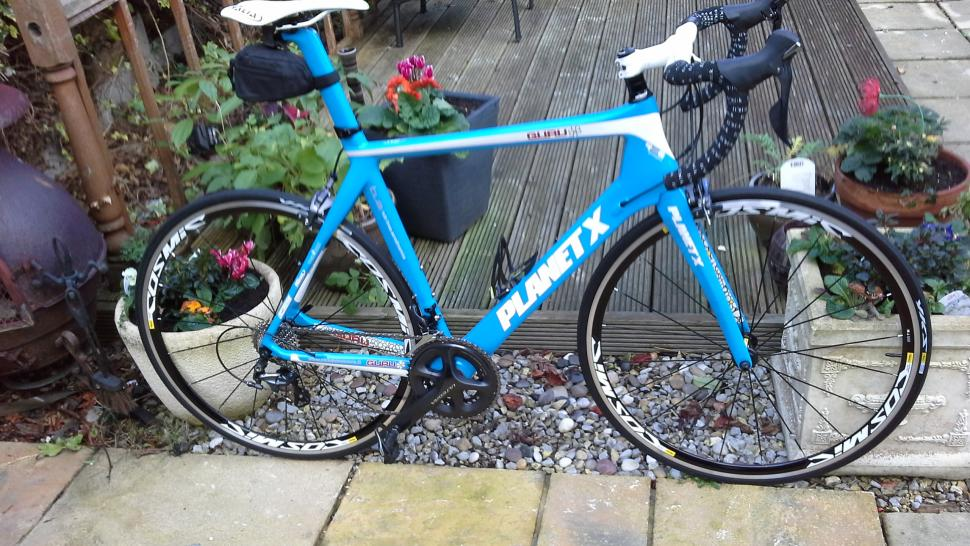 For sale: Planet x N2A guru size large with 11 speed ultegra 1195.00 ...