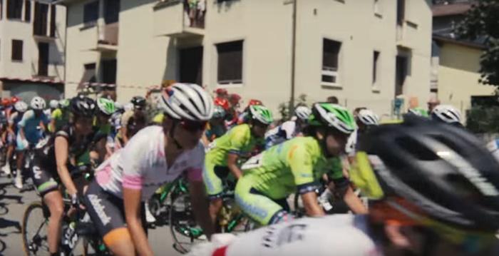 2015 Giro Rosa (via YouTube)