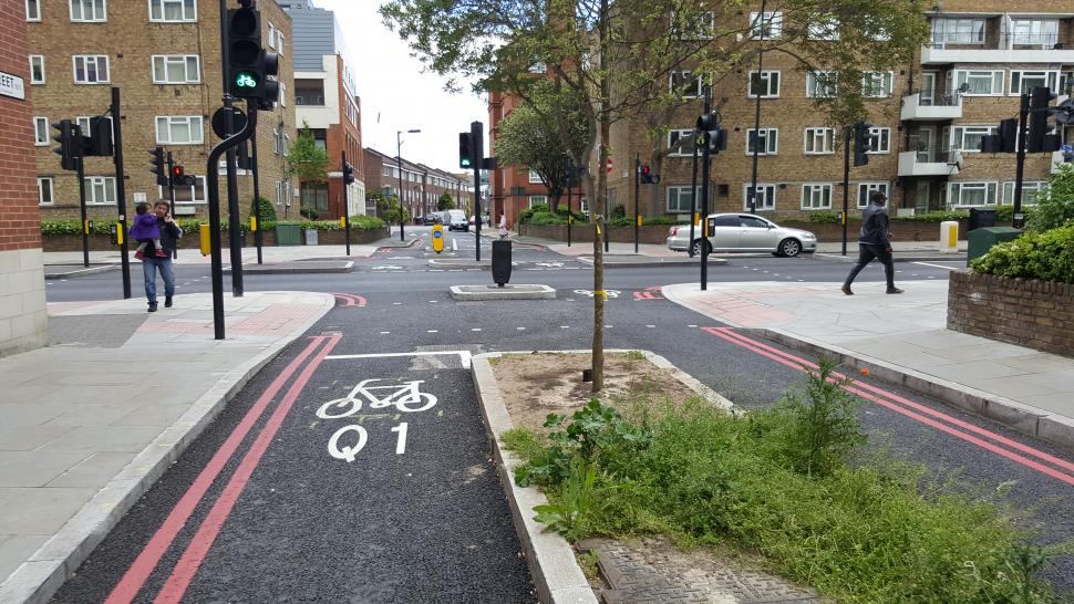 Quietway 1 (pic by Laura Laker)