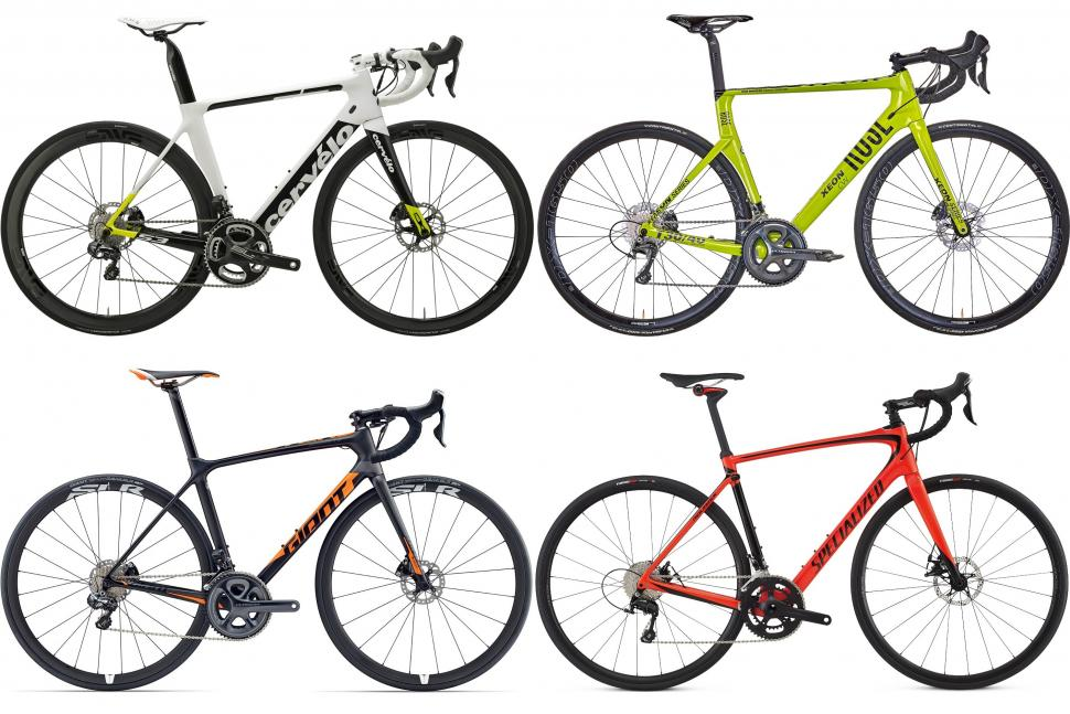 5229ee9303f 12 of the hottest 2017 road bikes part 1: Specialized, Trek, Giant ...