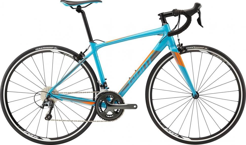 2018 Giant Contend SL 2 Blue.jpg