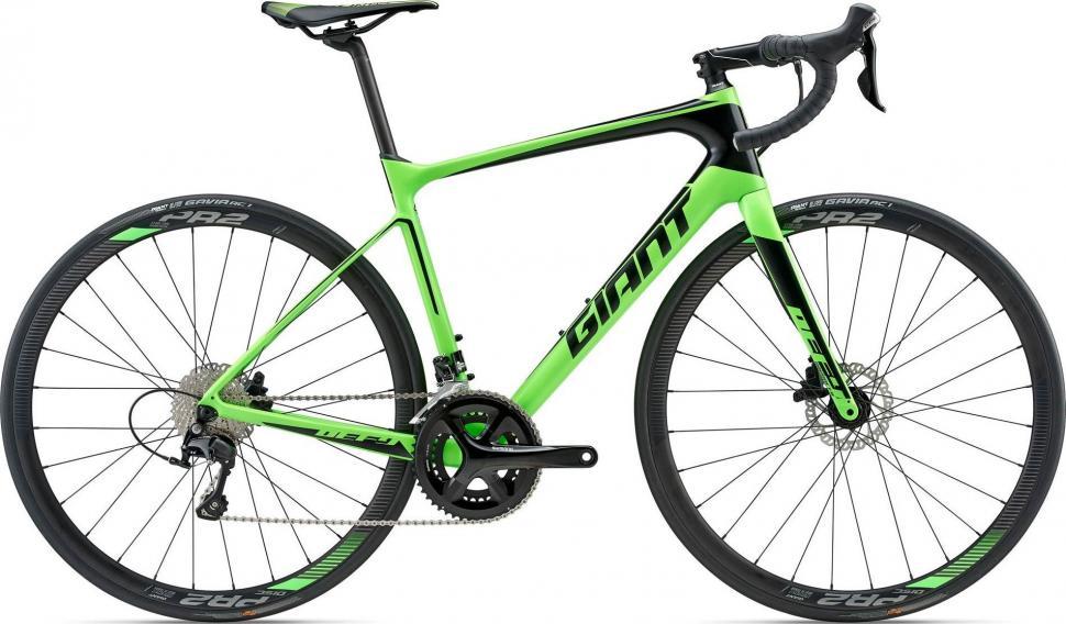 2018 Giant Defy Advanced 2 Neon Green.jpg