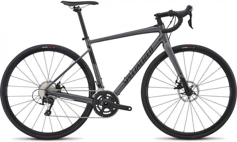 2018 Specialized Men's Diverge Comp E5