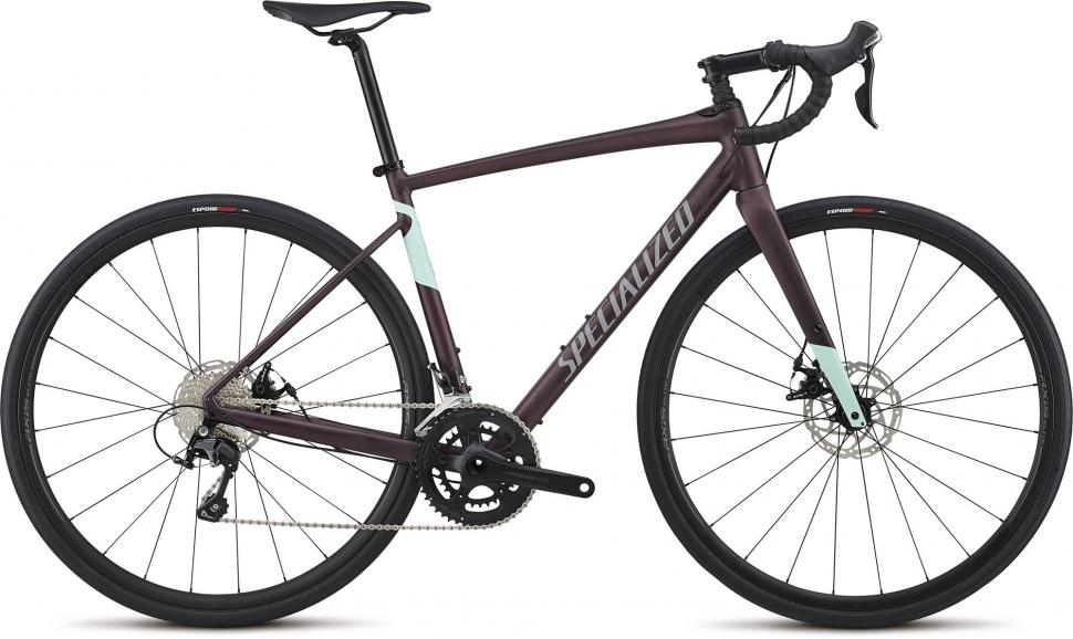 2018 Specialized Women's Diverge E5 Comp