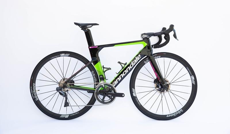 EF Education First Pro Cycling are selling off their old team bikes