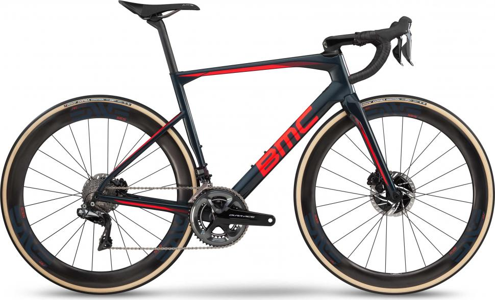 2019 BMC Roadmachine 01 ONE