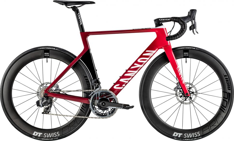 2019 Canyon Aeroad cf slx disc 9.0