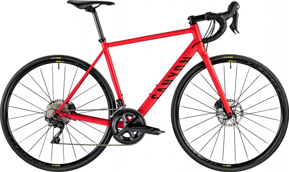 2019 Canyon Endurace AL Disc 8.0 c1296