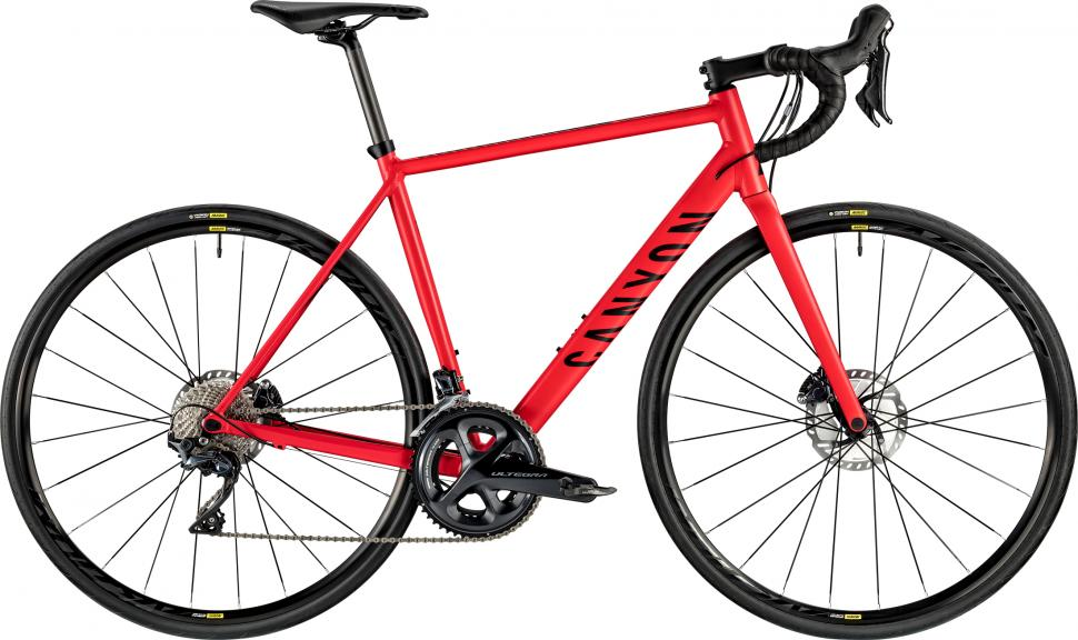 2019 Canyon ENDURACE AL DISC 8.0